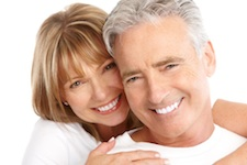 Healthy Hair on Older Couple